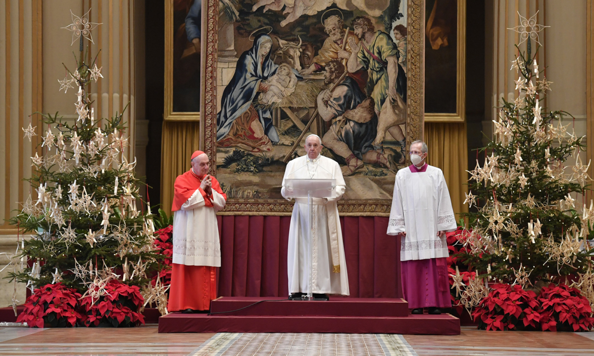 Giáng sinh tại Vatican