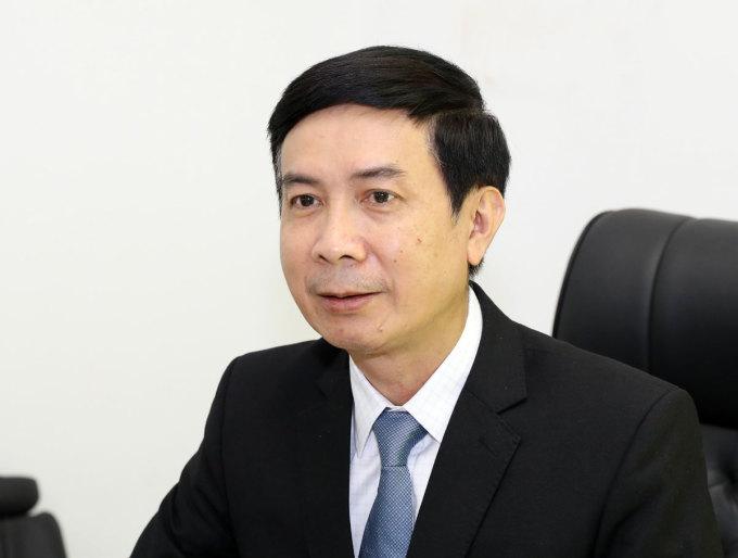 Ông Lê Văn Phúc, Trưởng ban Thực hiện chính sách, Bảo hiểm xã hội Việt Nam. Ảnh: Duy Nguyễn