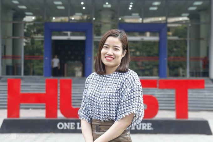 PGS TS Nguyễn Thị Thanh Hà, giảng viên Đại học Bách khoa Hà Nội. Ảnh: Thanh Hằng