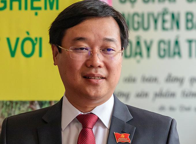Ông Lê Quốc Phong. Ảnh: Hồng Ngự