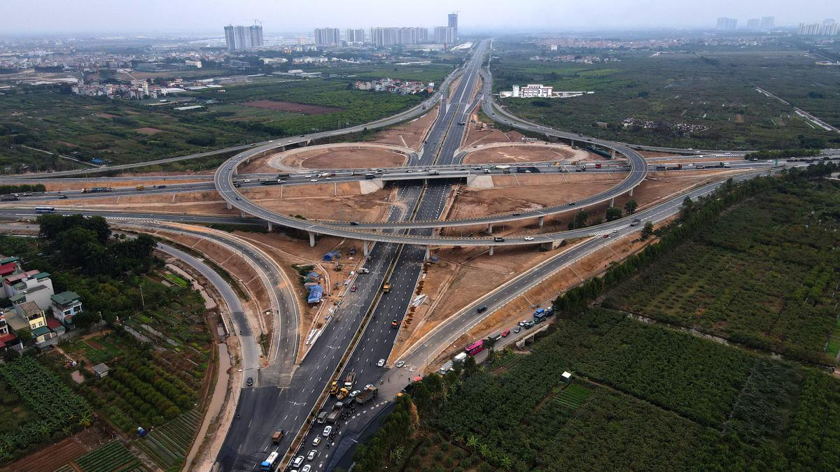 Hai dự án gần 700 tỷ đồng ở cửa ngõ thủ đô sắp thông xe