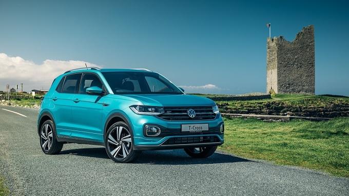 T-Cross 2021. Ảnh: Volkswagen