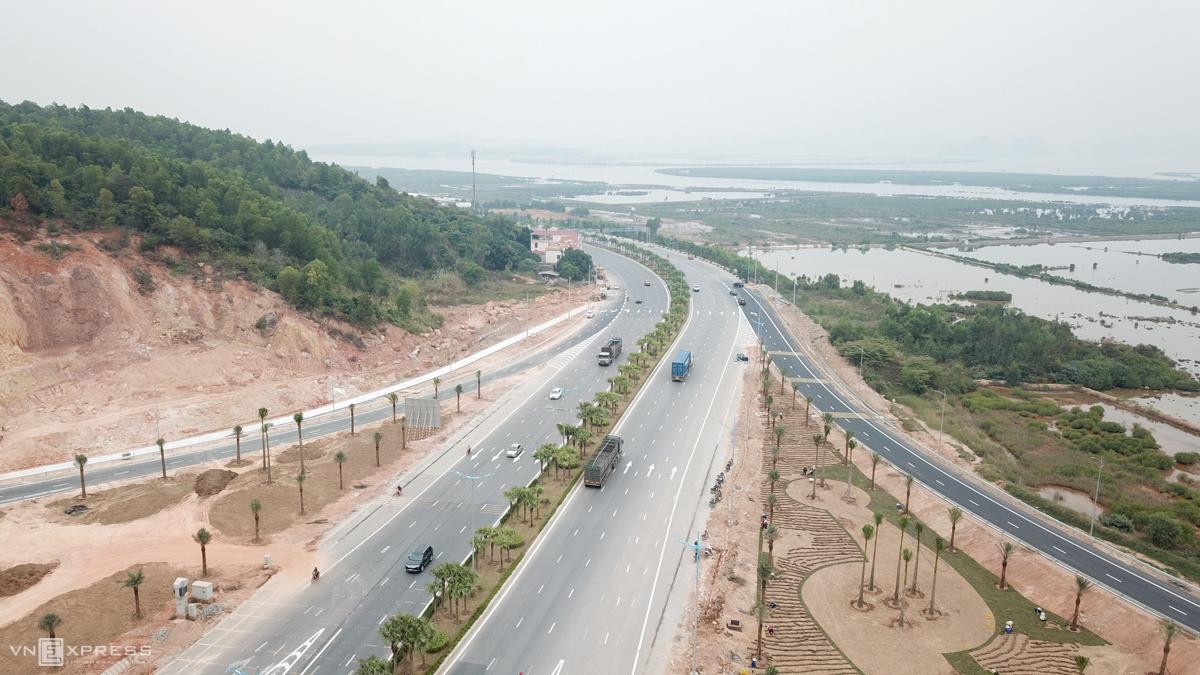 Nút giao 560 tỷ đồng ở cửa ngõ TP Hạ Long