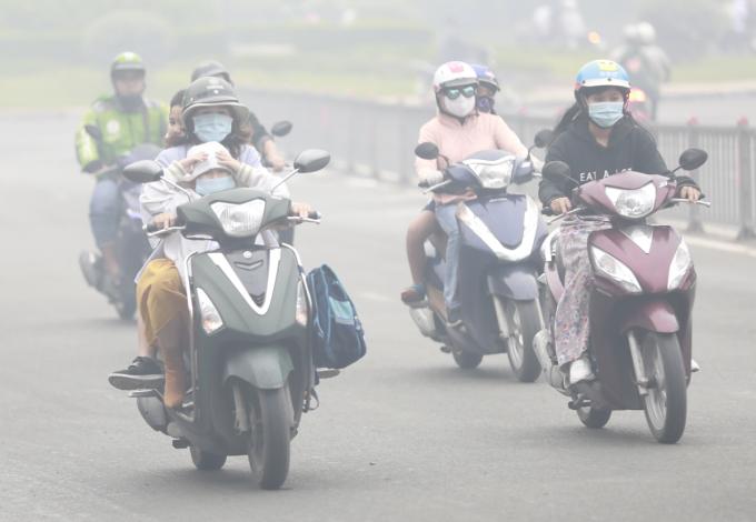 Sài Gòn có thể xuống 18 độ C