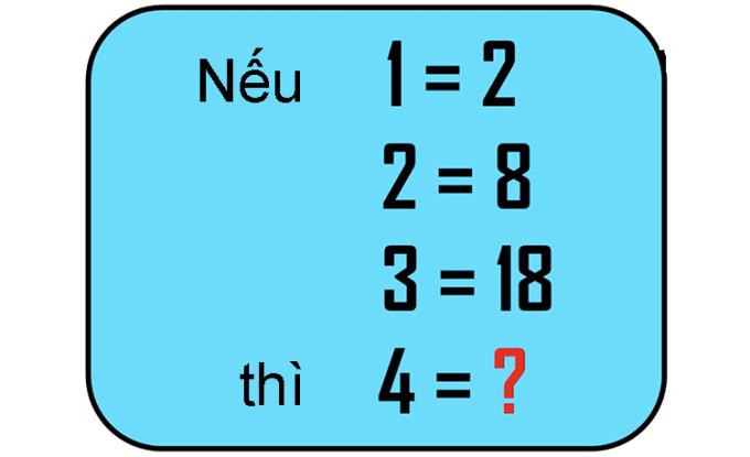 Thể dục trí não với bốn bài toán điền số - 4
