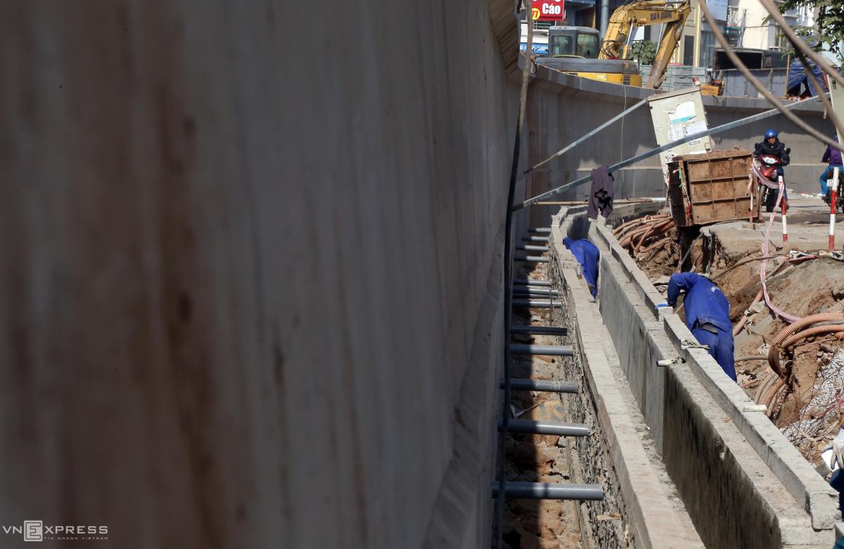 Dự án mở rộng đường 800 tỷ đồng ở thủ đô