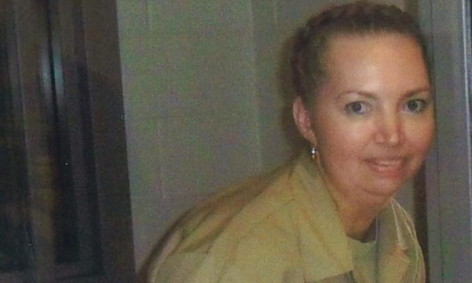 Một bức ảnh của Lisa Montgomery không rõ ngày tháng do các luật sư cung cấp. Ảnh: AP.