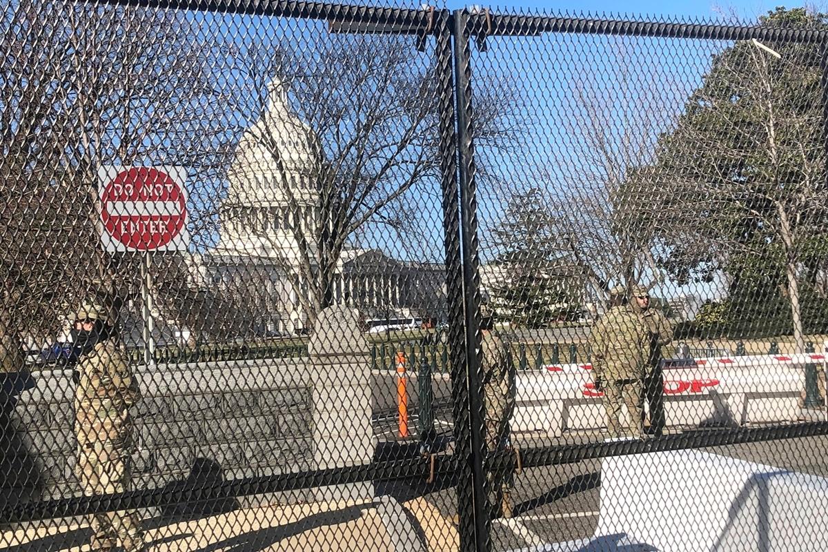 Washington siết an ninh trước ngày Biden nhậm chức