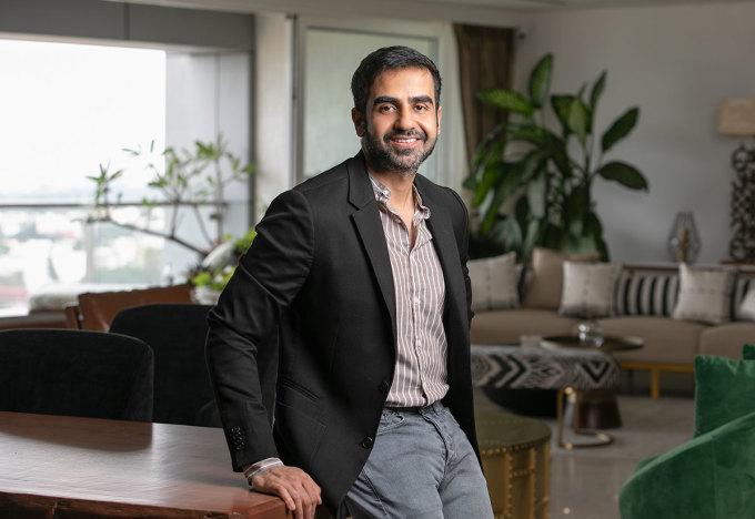 Nikhil Kamath, 34 tuổi, là tỷ phú trẻ nhất Ấn Độ. Ảnh: Arabian Business.