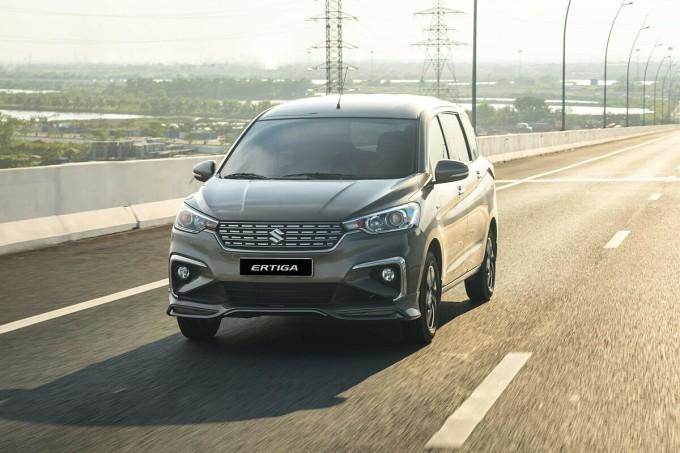 Trong 5 năm, chủ xe Ertiga có thể tiết kiệm được đến 77 triệu đồng về tổng chi phí đầu tư, sử dụng và bảo dưỡng. Ảnh: Suzuki.