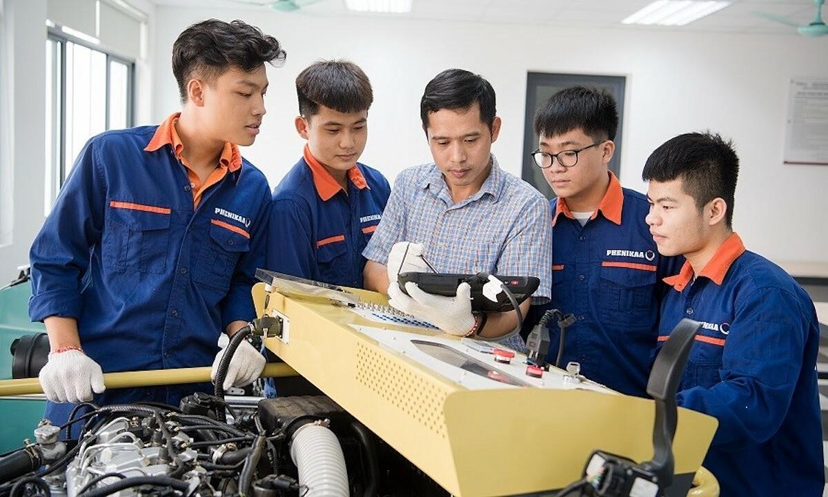 Đại học Phenikaa đặt mục tiêu đào tạo nhân sự chất lượng cao