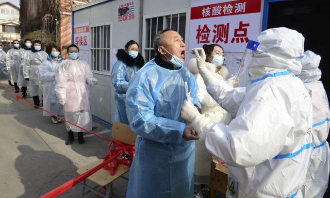 Trung Quốc phong tỏa thêm 3 triệu dân vì ca siêu lây nhiễm