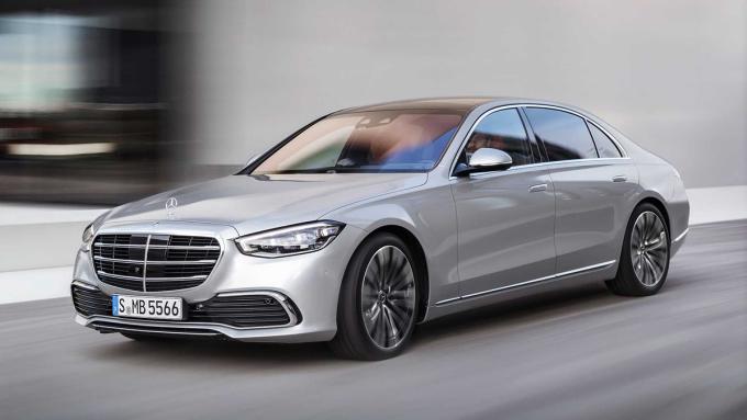 S-class thế hệ mới. Ảnh: Mercedes
