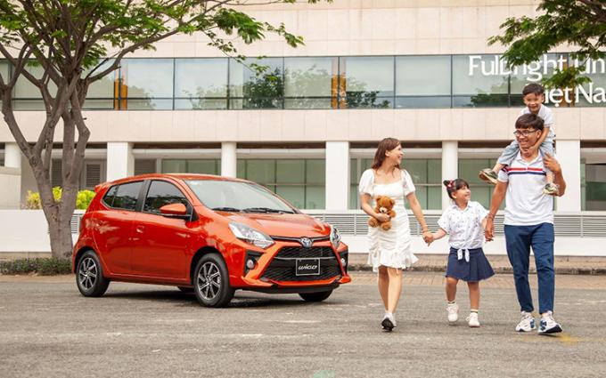 Yếu tố phù hợp gia đình dịp Tết của Toyota Wigo - 4