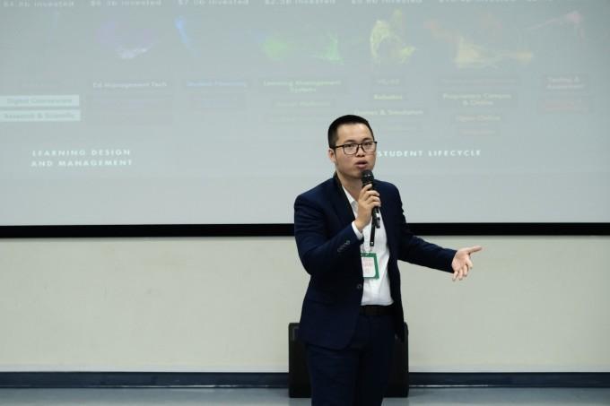 Ông Đỗ Văn Nhẫn - Giám đốc chiến lược của ClassIn tại Việt Nam. Ảnh:
