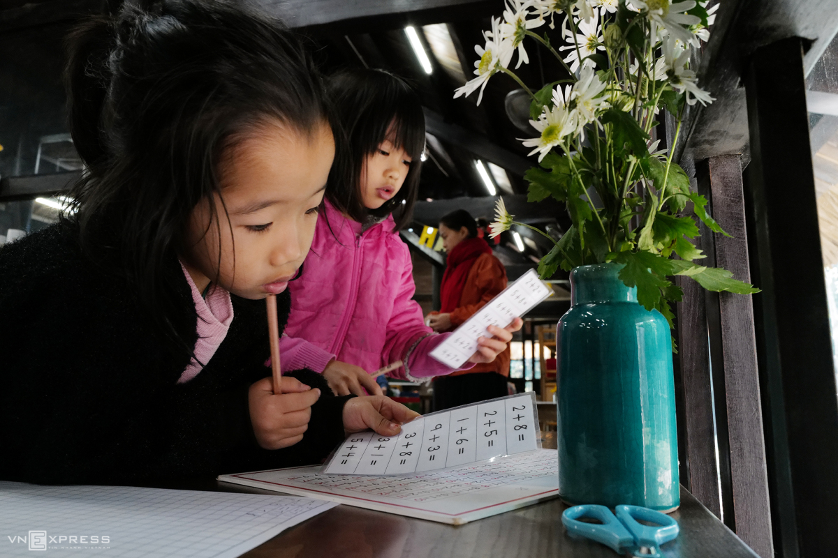Những lớp học đặc biệt theo phong cách Montessori