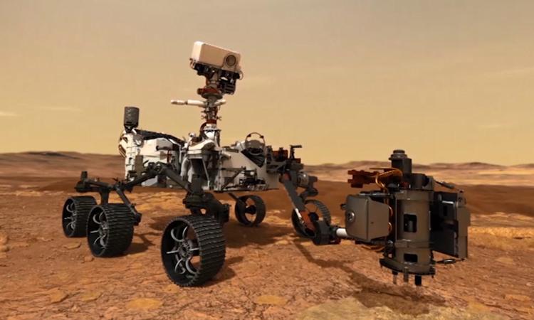 Robot NASA có thể thu âm thanh đầu tiên trên hành tinh khác