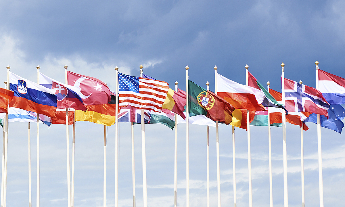 Đo khả năng nhận biết quốc kỳ