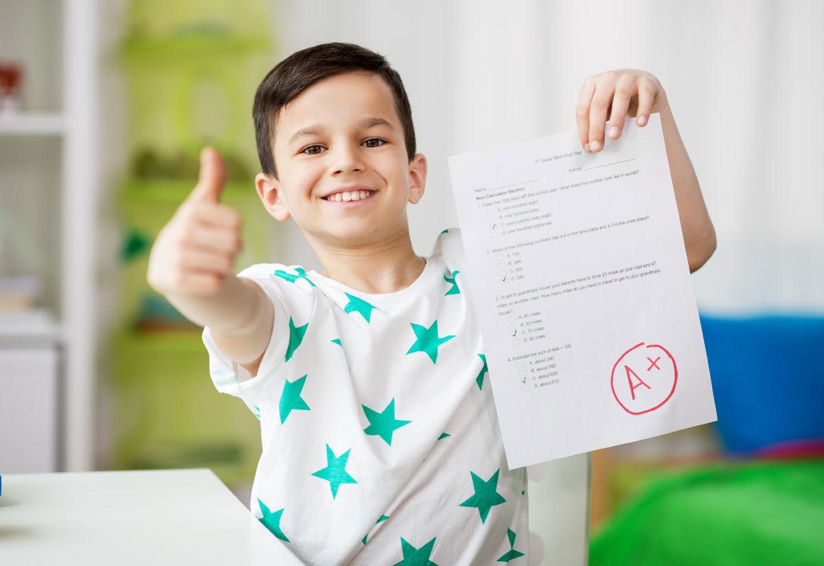 Đo lường kết quả học tập của con thế nào cho chính xác?