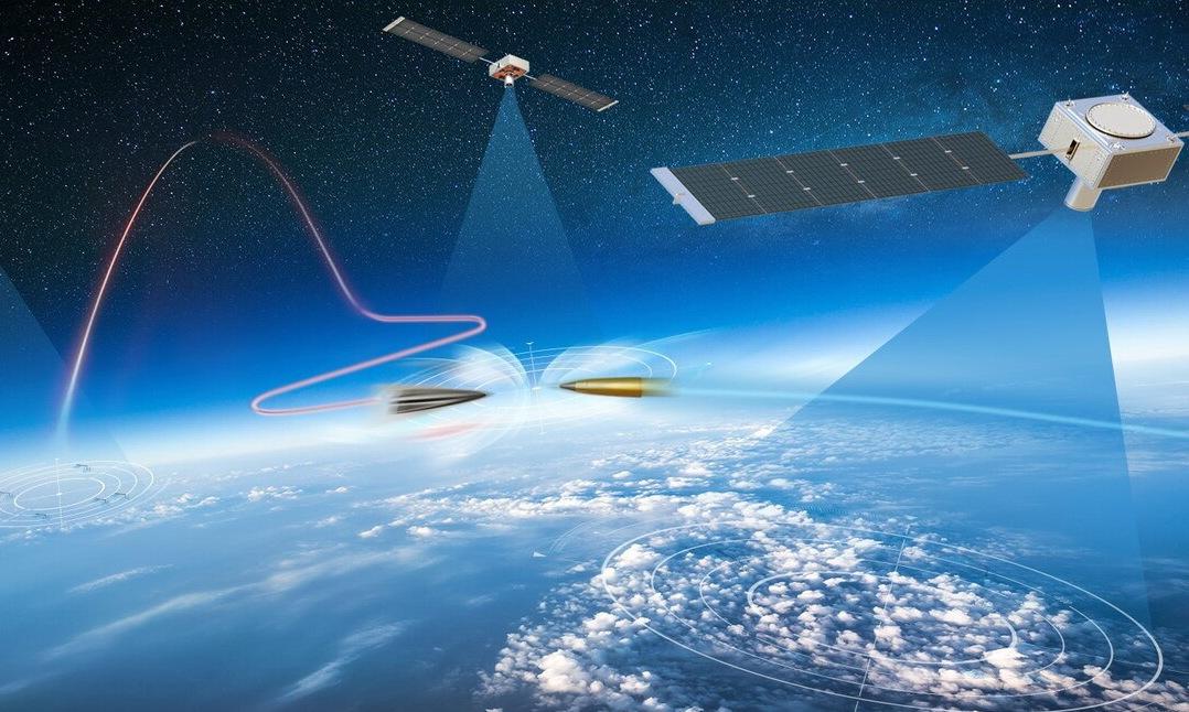 Mỹ chế tạo vệ tinh phát hiện vũ khí siêu vượt âm