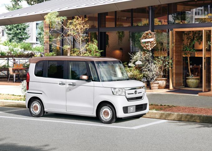 N-Box, xe bán chạy nhất Nhật Bản 2020. Ảnh: Honda