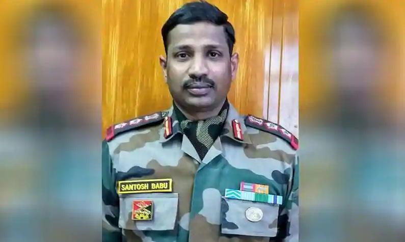 Ấn Độ truy tặng tướng trong vụ ẩu đả với lính Trung Quốc
