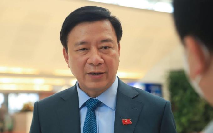 Bí thư tỉnh ủy Hải Dương Phạm Xuân Thăng. Ảnh: Quang Vinh