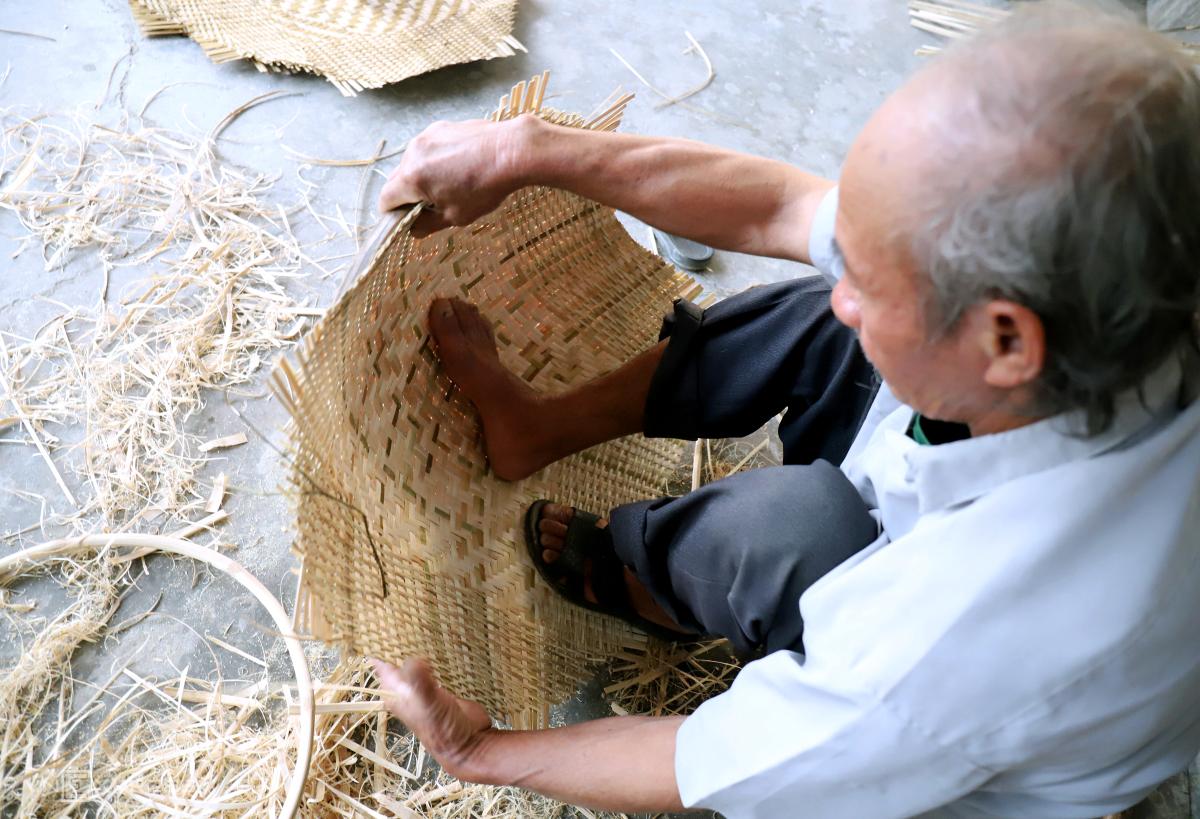 Nghề đan lát truyền thống