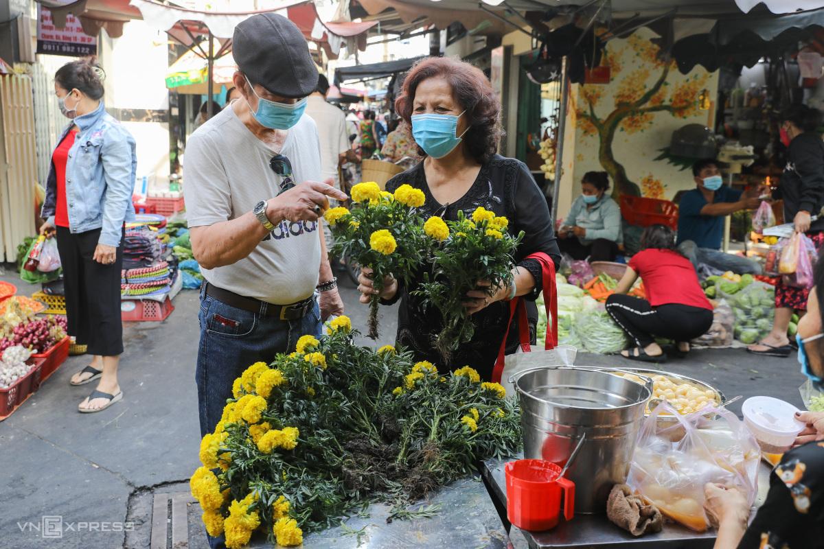 Lễ cúng ông Táo của gia đình Sài Gòn