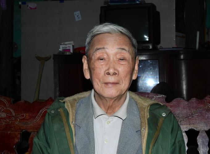 Ông Triều Tài Cao. Ảnh: Minh Cương