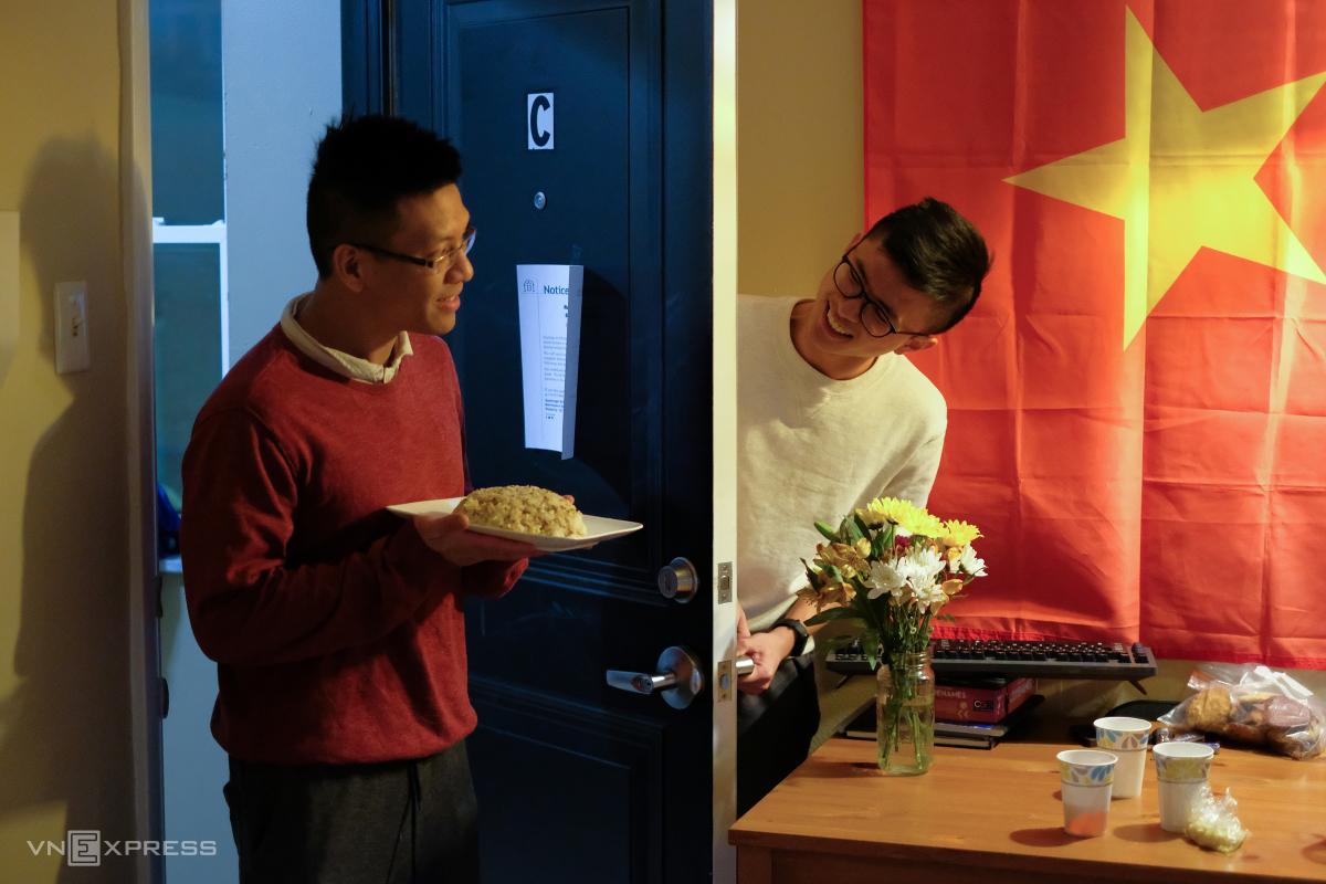 Tết của du học sinh Việt tại Mỹ