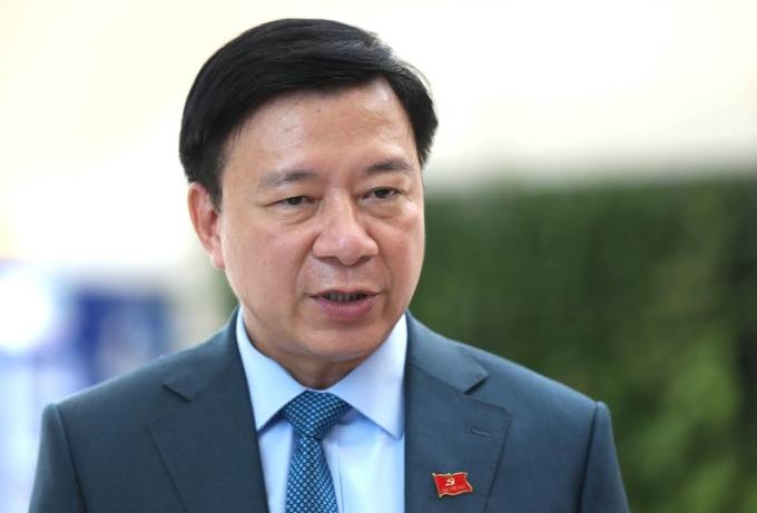 Ông Phạm Xuân Thăng, Bí thư Tỉnh ủy Hải Dương. Ảnh: Hoàng Phong