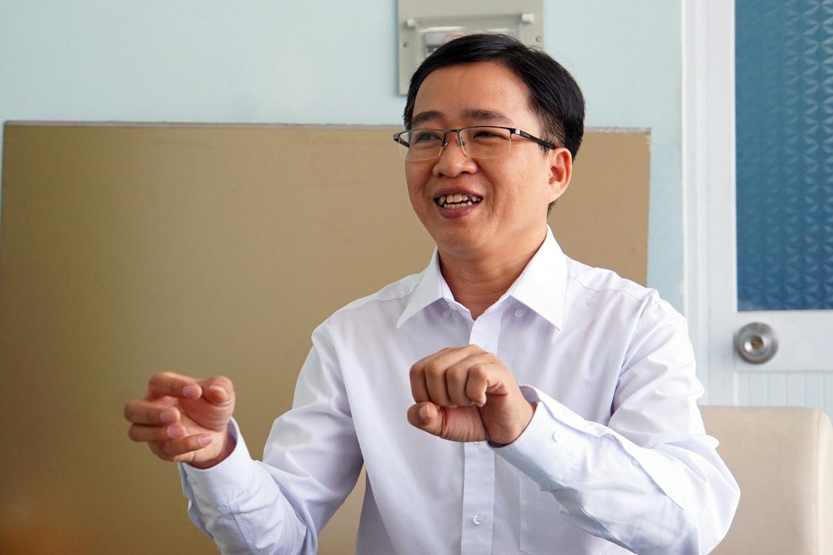 Phó giáo sư sáng chế vật liệu xanh được thế giới công nhận
