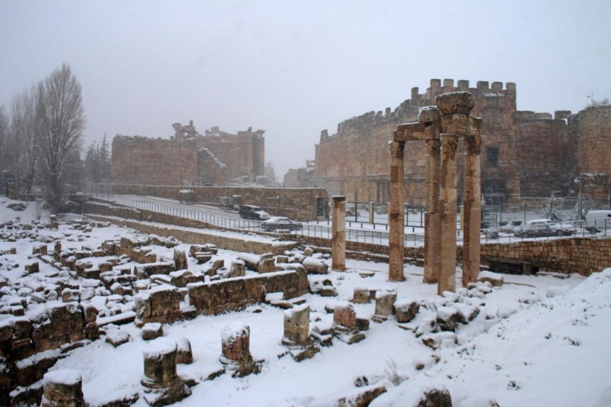 Tuyết rơi kỷ lục nhiều nơi trên thế giới