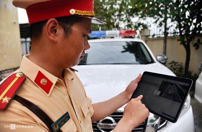 Cục CSGT: Cảnh sát sẽ xử phạt không cần giấy tờ, tước bằng lái trên mạng - 2