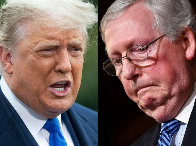 Trump lên dây cót cho nội chiến đảng Cộng hòa