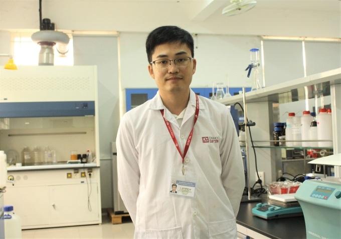 TS Hồ Thanh Tâm với lĩnh vực nghiên cứu chính về công nghệ sinh học. Ảnh: NVCC.