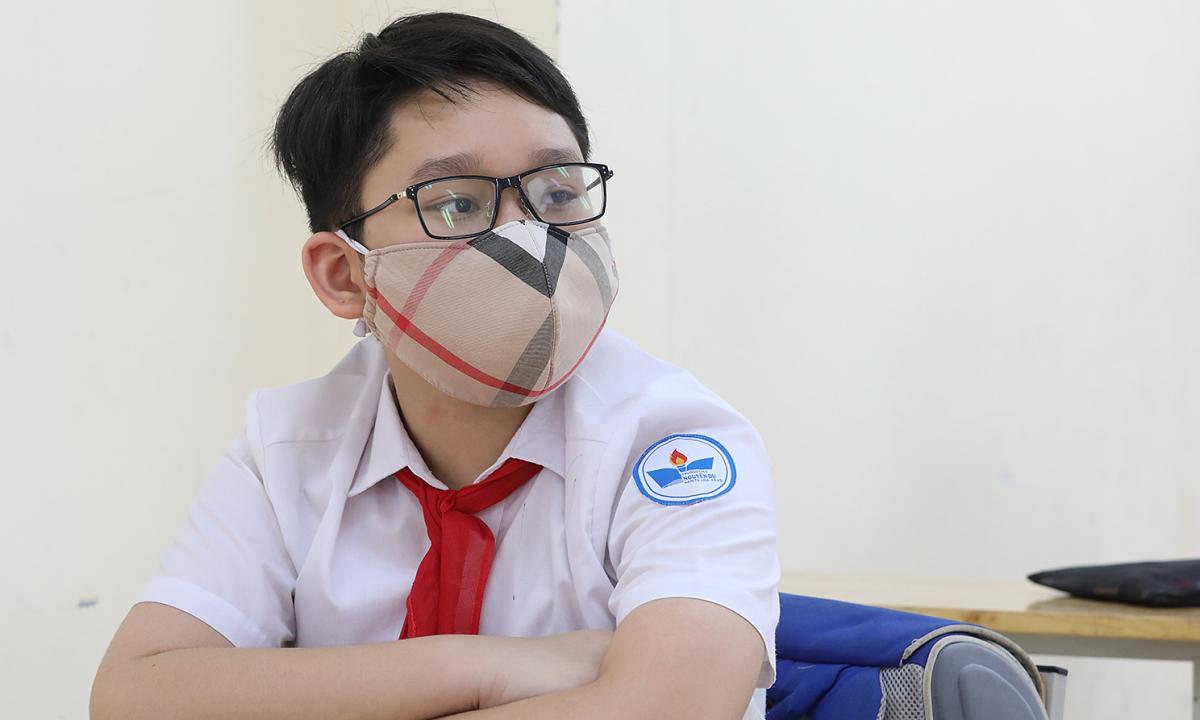 Hà Nội chưa quyết định cho học sinh đi học trở lại