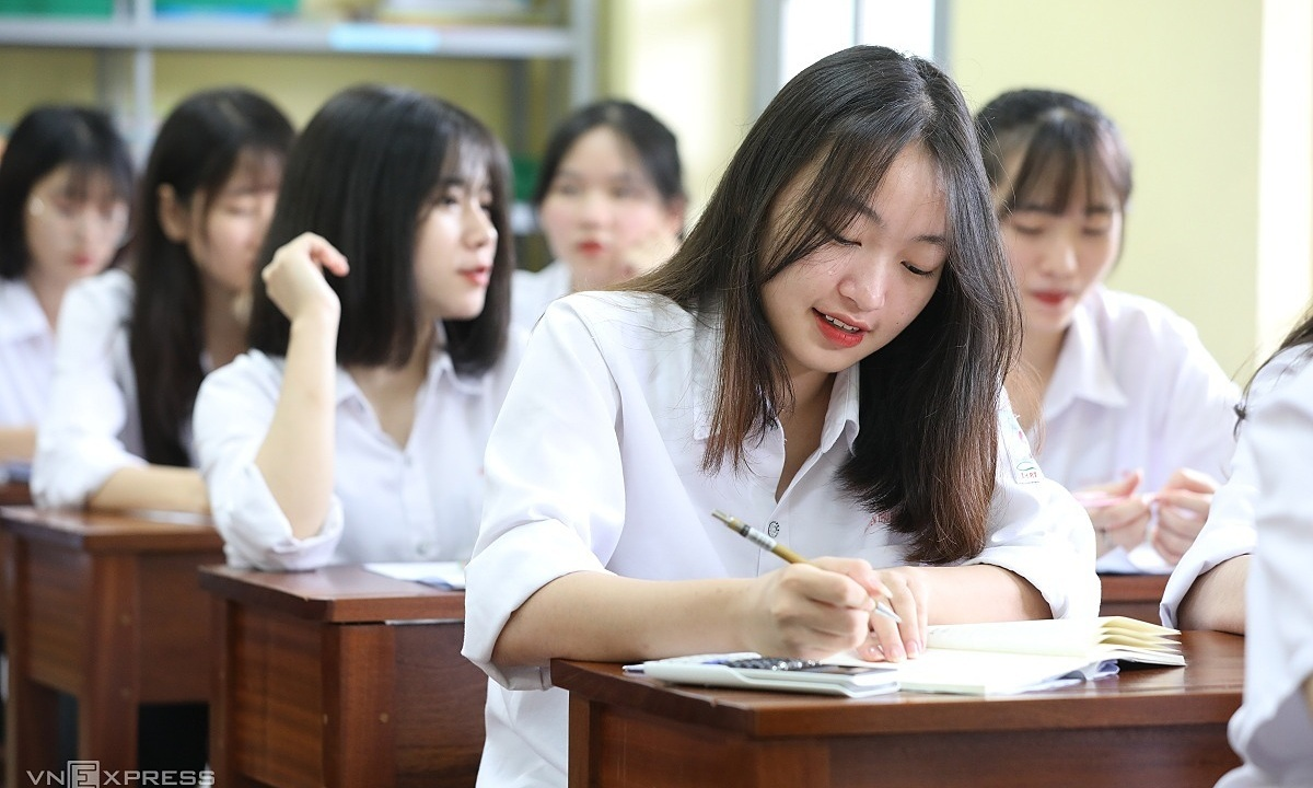 5 phương thức tuyển sinh của Đại học Mỏ - Địa chất