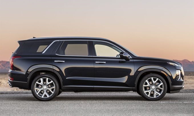 Các xe được giải thưởng an toàn của IIHS được xếp theo phân khúc, từ xe cỡ nhỏ tới xe sang. Ảnh: Hyundai