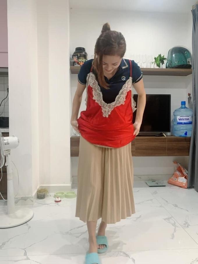 Mua váy ngủ gợi cảm, cô gái nhận về tạp dề - 4
