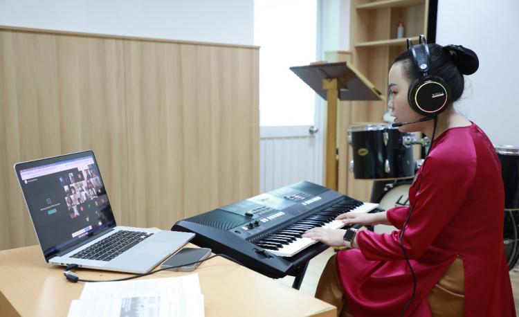 Asian School phát triển kỹ năng cho học sinh qua dạy trực tuyến