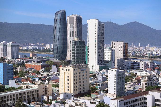 Một góc đô thị Đà Nẵng hiện tại. Ảnh: Nguyễn Đông.