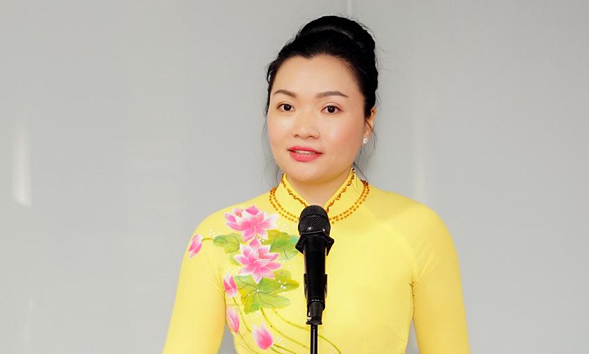 Phó giáo sư 37 tuổi làm quyền Hiệu trưởng Đại học Hoa Sen