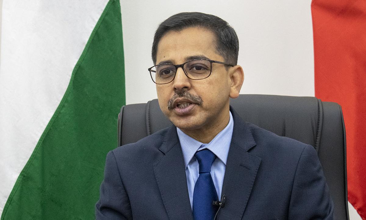 Đại sứ Ấn Độ chia sẻ về hợp tác quốc phòng với Việt Nam