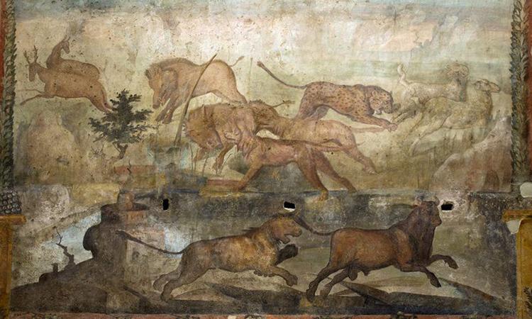 Phục chế bích họa 2.000 năm tuổi ở Pompeii