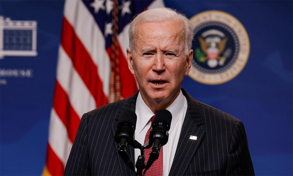 Biden siết điều kiện nhận cứu trợ Covid-19