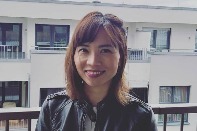 Thanh Huyền hiện sống và làm việc tại Frankfurt, Đức. Ảnh: NVCC.