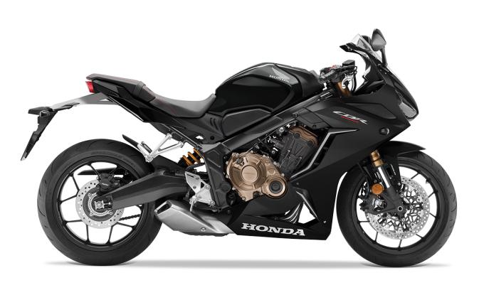 CBR650R phiên bản mới. Ảnh: Honda