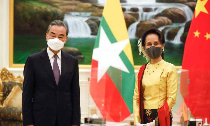 Lý do Trung Quốc bất an với đảo chính Myanmar